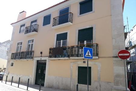 Prédio, Santa Maria Maior, Lisboa