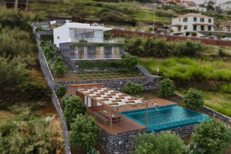 Moradia Isolada, Arco da Calheta, Calheta (Madeira)